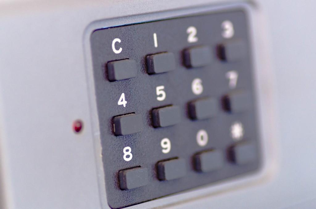金庫の鍵を紛失したときの対処法と開け方