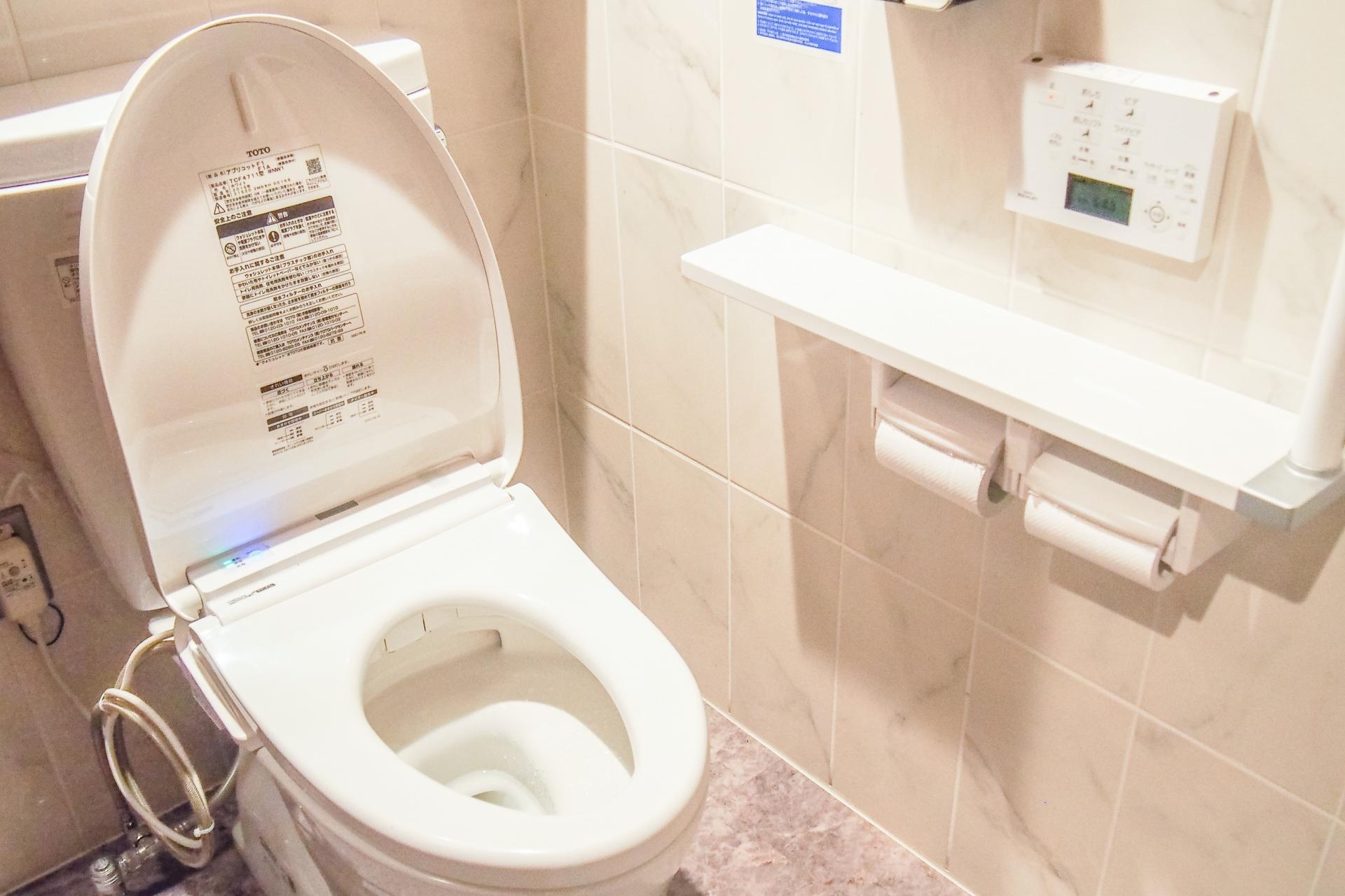 トイレの鍵が開かなくなったときの対処法