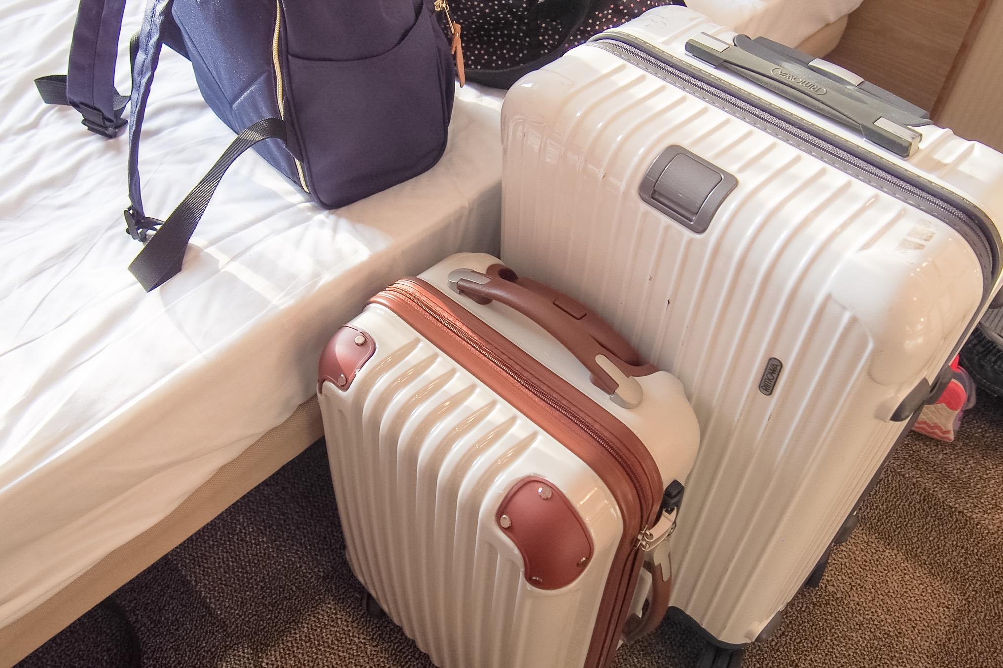 スーツケースの鍵を紛失したときの対処法と開け方